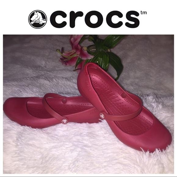 93f11014628ba3 CROCS Shoes - Crocs Professional Women s Alice Work Flats